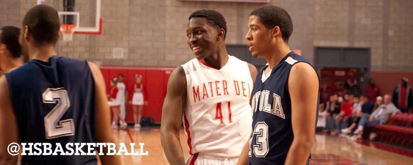 Santa Ana Mater Dei High School Basketball