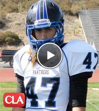 Matt Preston, Matthew Preston, College Level Athletes, High School Football, HS