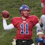 Conner Preston, SMU Mustangs Quarterback. Gardena Serra High School QB