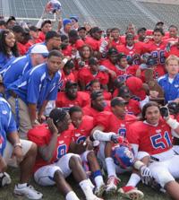California High School Football Recruits from Gardena Serra High School